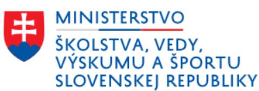 Akreditácia Ministerstva Školstva MŠ