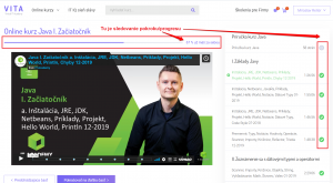 Sledovanie pokroku/progresu zamestnanca online kurzy